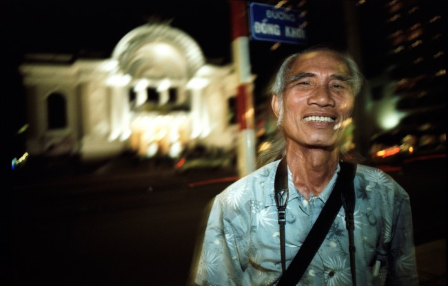 Saigon's photographer