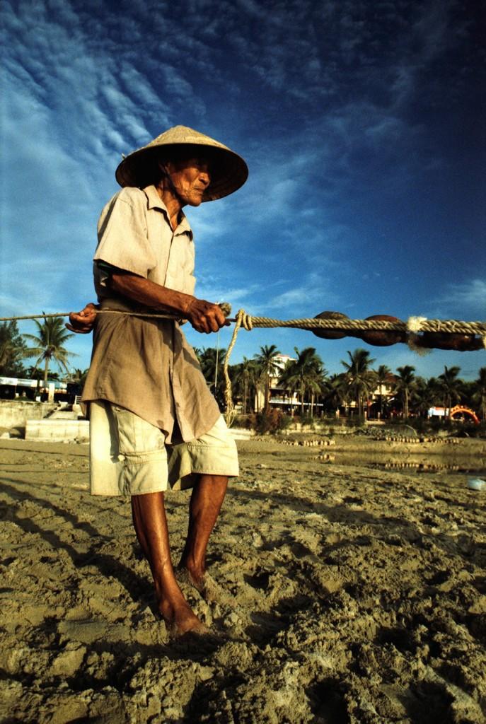 Da Nang Fisherman