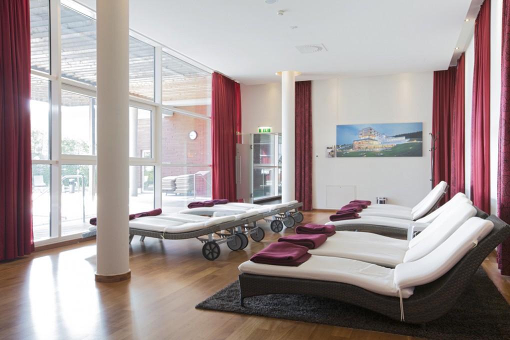 Interior photography - Spa Area @ Bad Watersdorf (Austria) Falkensteiner Hotel
