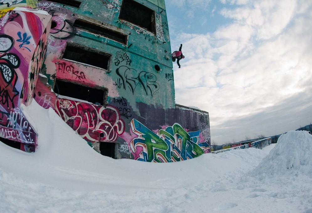 Ethan Deiss - Canada Jan 2014