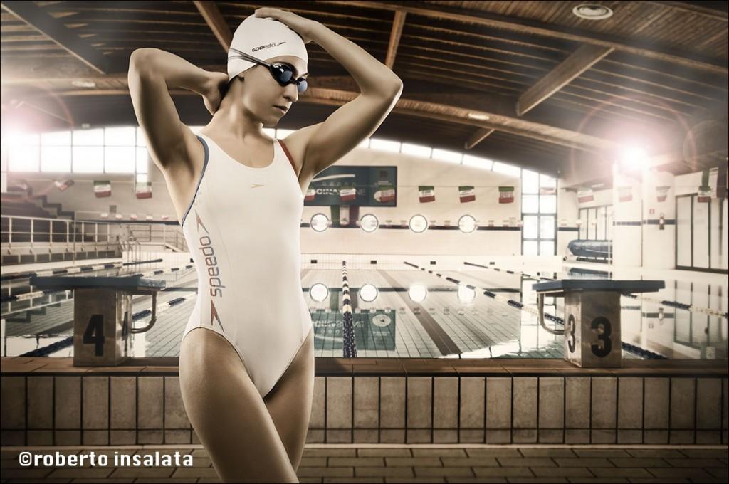 Image cut out using PhotoKey Pro and finished up inside Adope Photoshop CC. Sportswoman: Emanuela Diamantini.
