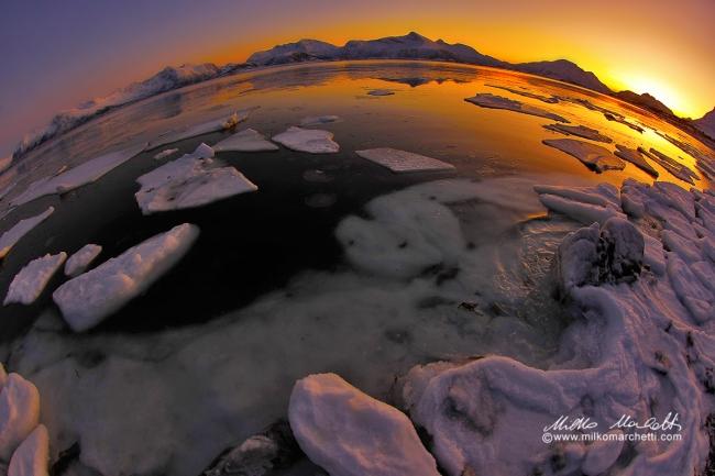 Winter in Lofoten