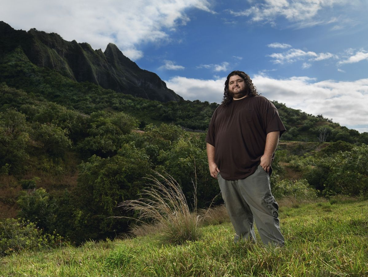 Jorge Garcia, who played Hugo in the hit show, Lost.