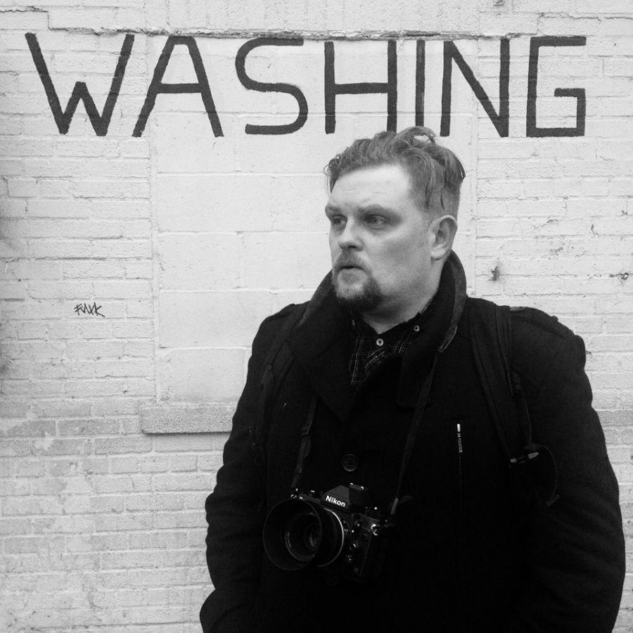 Photographer Szymon Kobusinski