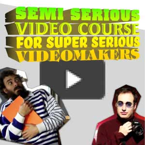Semi Serious Video Course