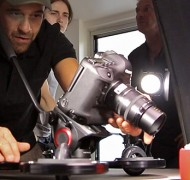 Part 4: How to manage stabilization and movement with light-weight cameras