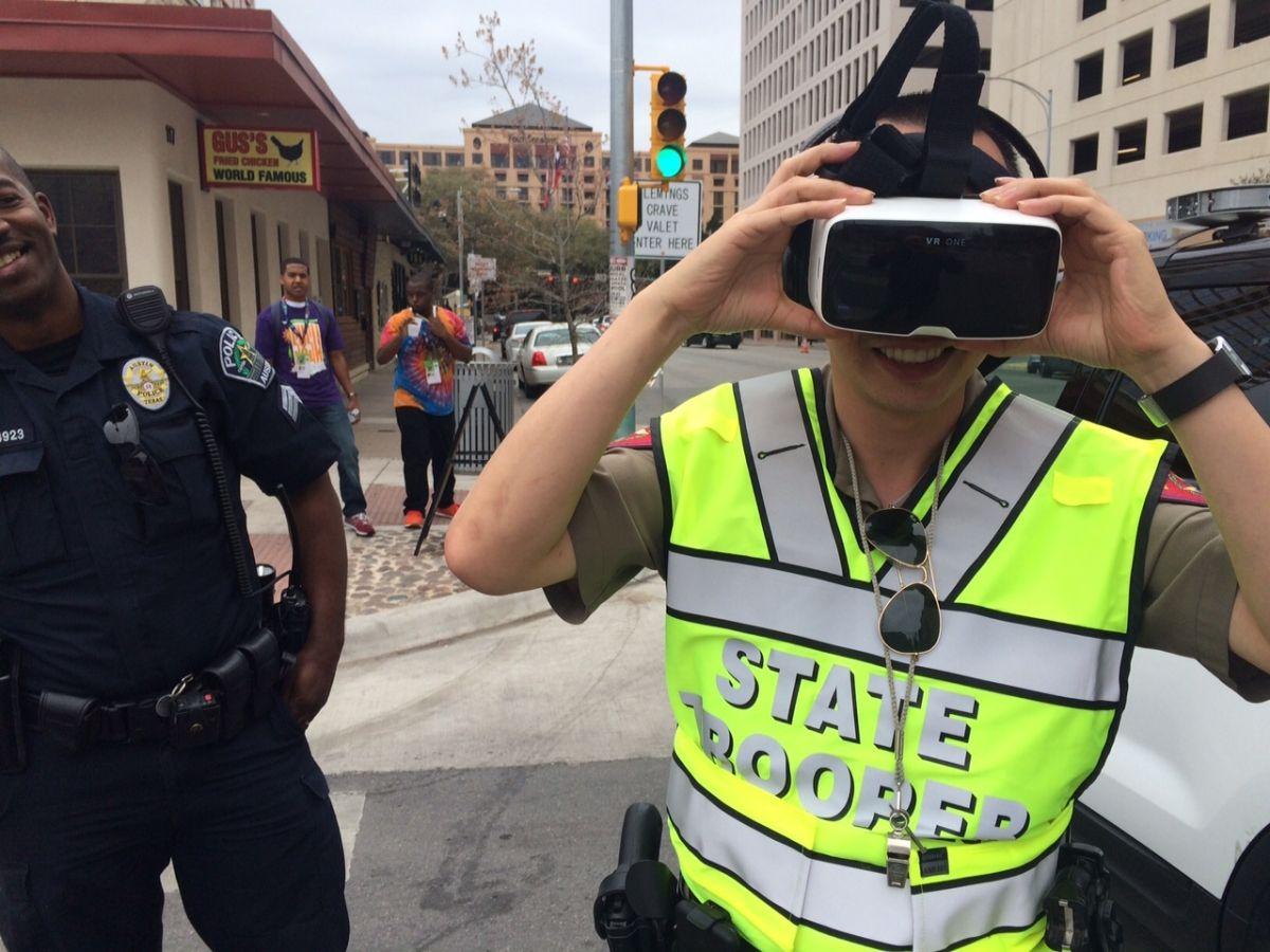 SXSW Cops