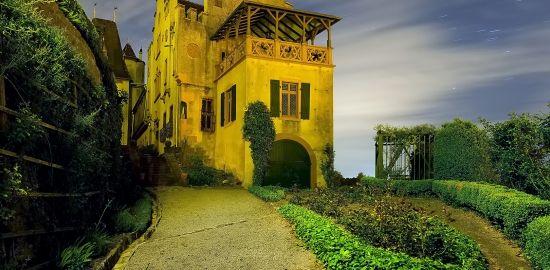 Castle_Obergronbach Featured