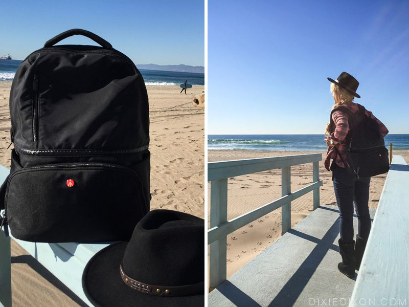 Travel, Beach, Manfrotto Bags, Advanced Active Backpack I